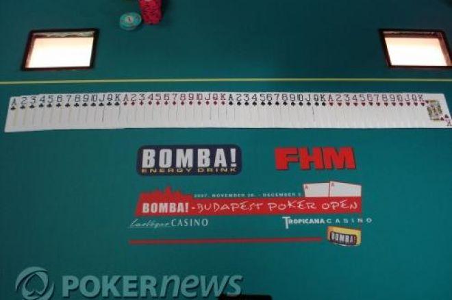 Budapest Poker Open - Menny és Pokol 0001