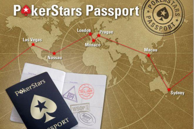Passaporte da Poker Stars 0001