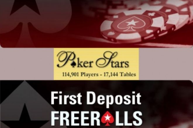 Freerolls na Poker Stars 0001