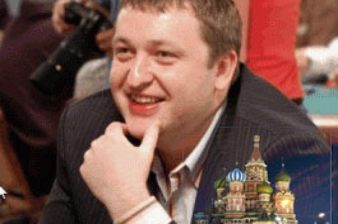 Tony G diadala az első Moscow Millions tornán 0001