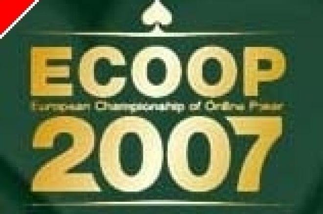 ECOOP Събитие #3 - NLHE $350k Гарантирани 0001
