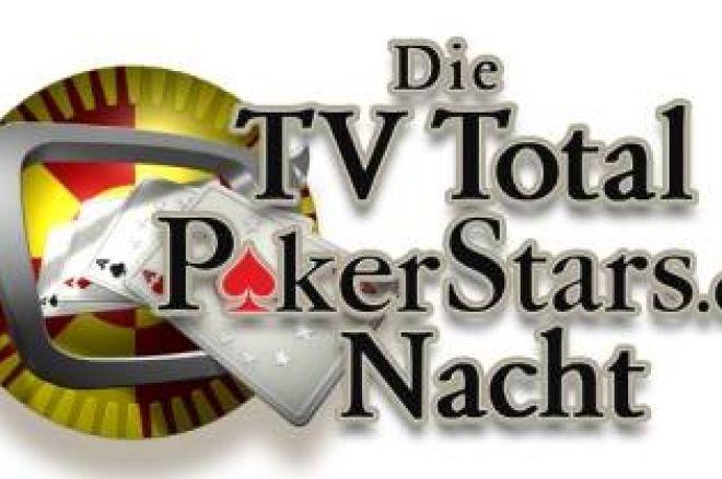 TV-Total PokerStars Nacht - Backstage exklusiv für PokerNews 0001