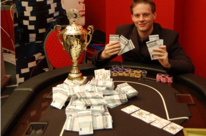 Rhine-Poker -Samuel Siebert schreibt deutsche Pokergeschichte 0001