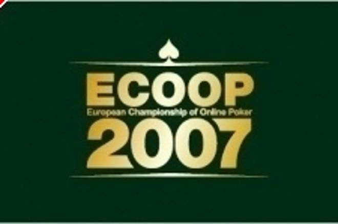 ECOOP Event #6 - $150.000 No Limit Hold'em 6-handed 0001