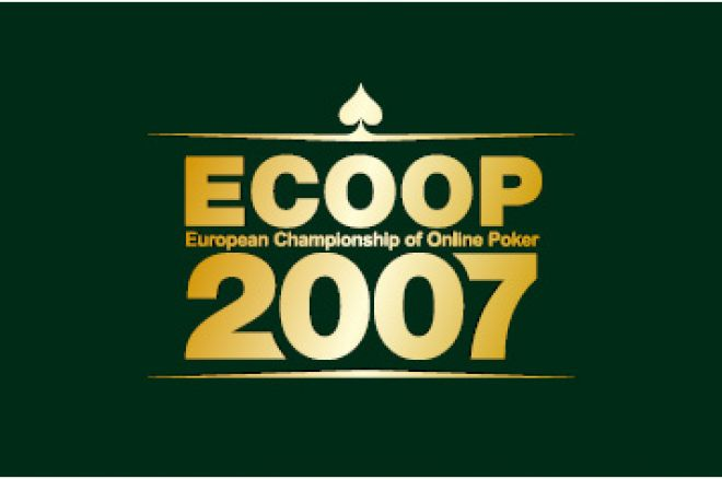 ECOOP Event #8 - NLHE $100+$9 (R) $250k Guaranteed 0001