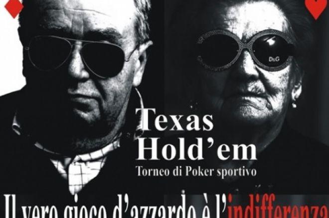 Jolly Joker Poker, Holdem per beneficenza! 0001