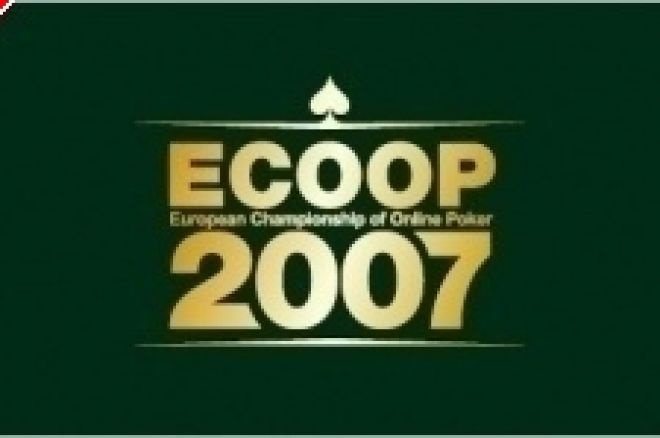 ECOOP Event #8 - NLHE 100$+9$ (Rebuy) $250k Garantiert 0001