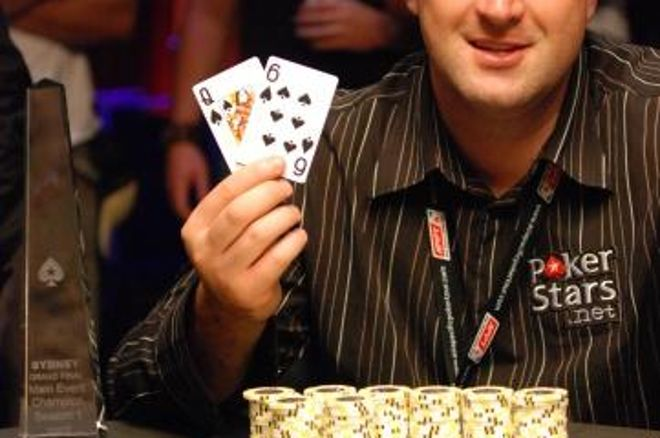 PokerStars APPT Sydney - Grant Levy hazai pályán szerezte meg az $1,000,000 fődíjat! 0001