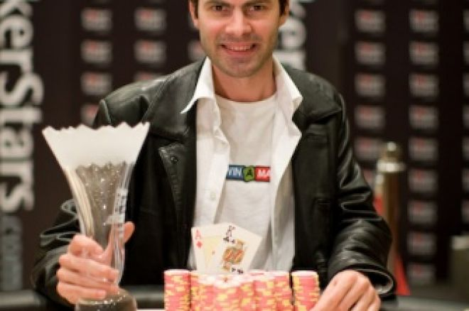 Arnaud Mattern, champion EPT  Pokerstars Prague 2008 0001