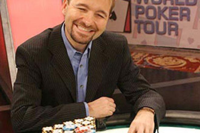 """Tournoi WPT  Five Diamond Poker Classic - Daniel """"KidPoker"""" Negreanu rate le coche 0001"""