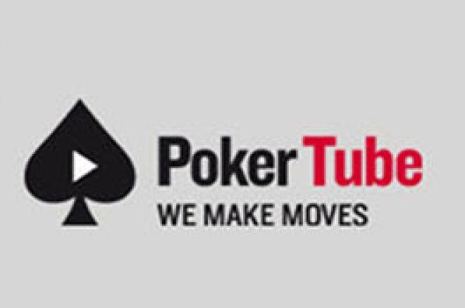 A PokerNews exkluzív csatornát kapott a PokerTube.com oldalon! 0001