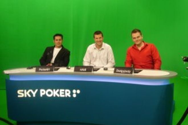 Behind the Scenes at the Sky Poker TV Studios 0001