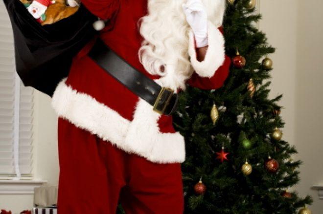 Grab Hold of Santa's Bulging Sack at Paddy Power Poker 0001