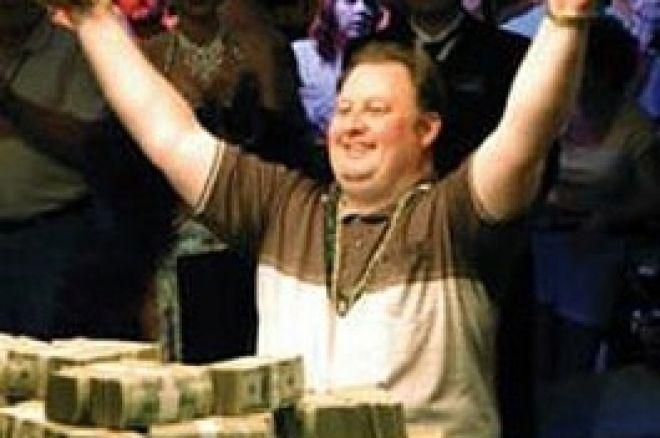Le Interviste Esclusive di PokerNews: Quattro Chiacchere con Greg Raymer 0001