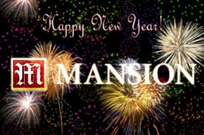 $20,080-ral kíván Boldog Új Évet a Mansion Poker! 0001