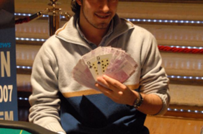 Mário Soares Arrebata Título – Casino Estoril Poker Open PT.PokerNews 0001