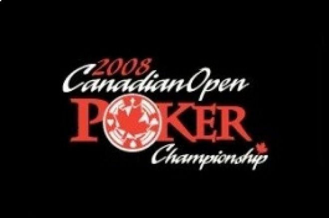 2008 年加拿大扑克公开赛冠军赛公告, 对决主赛事的特点 0001