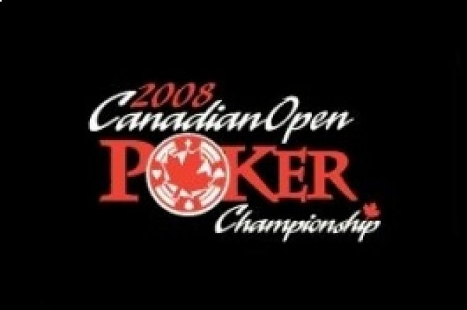 Обявен е 2008 Canadian Open Poker Championship, Heads-Up Main Event в... 0001