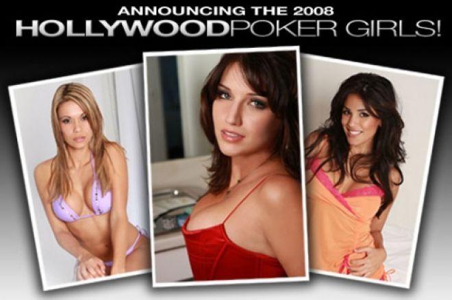 Hollywood Poker Escolheu as Miúdas para 2008 0001