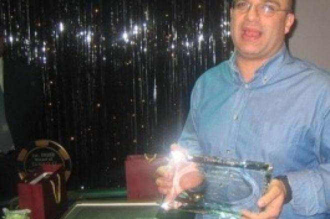 Walid Bou Habib Captures Lebanese Poker Title 0001