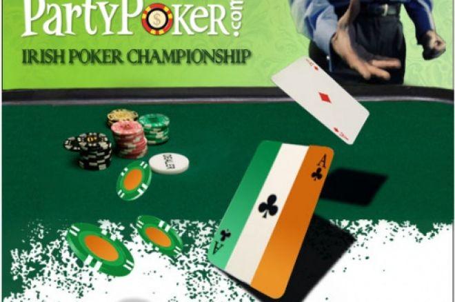 Irish Championship 2008 – Jude Ainsworth ist der Sieger! 0001