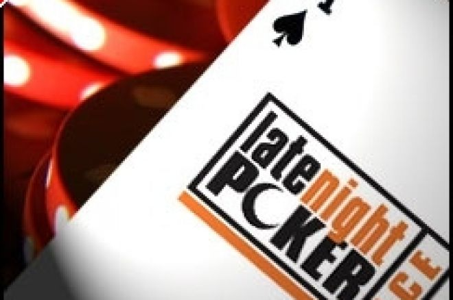 PartyPoker Late Night Poker Line Up Released 0001