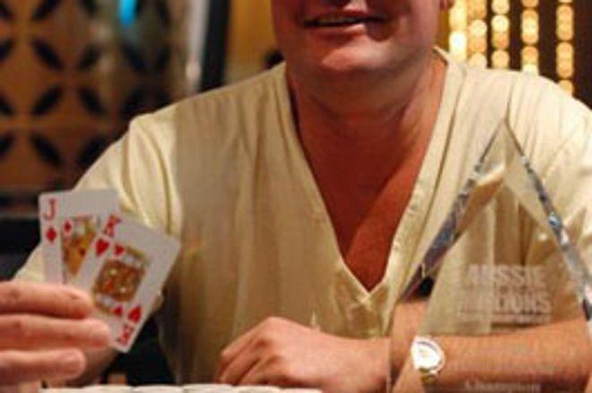 Aussie Millions Event #4 $1,100 Limit Holdem - Jamie Pickering villámgyors győzelme 0001