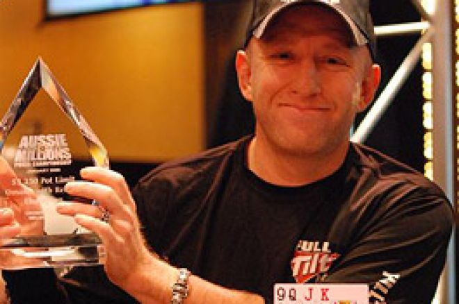 Aussie Millions, Event #7, $3,000 PLO w/ Rebuys: Watkinson Debuts with Win 0001