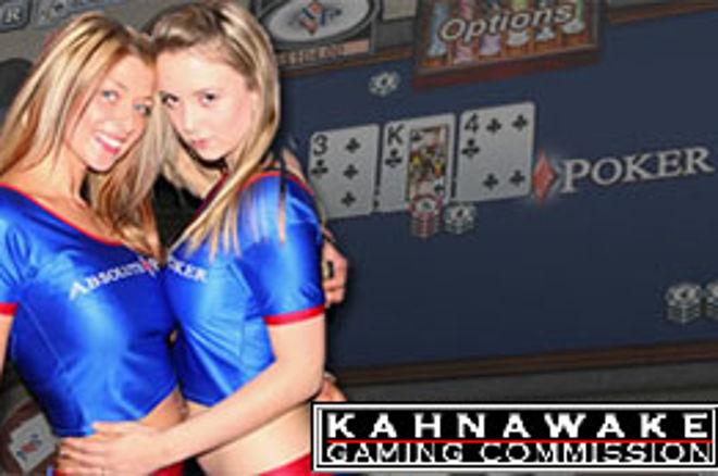 Absolute Nyílt Kártyák - A Kahnawake Játék Felügyelet Közzétette Végleges... 0001