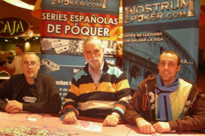 La quinta etapa de las SEP trae la victoria de Juan Fernández 0001