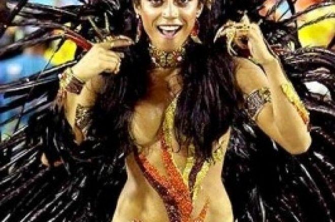 Vá Dançar Samba para o Rio de Janeiro! Com a Party Poker 0001