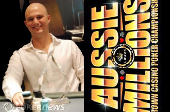"Aussie Millions Heads-Up Championship – Jeff ""ActionJeff"" Garza Campeão 0001"