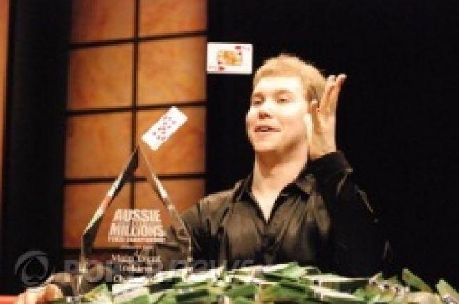 НОВОСТЬ ГОДА: Александр Кострицын выигрывает... 0001