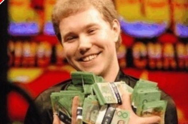 Aussie Millionsメインイベント: KostritsynがSeidelを下し、タイトル獲得 0001