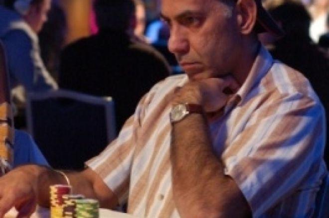 "Surinder Sunar, la ""poker face"" - Joueur de poker 0001"