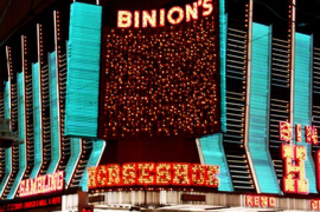 Zustimmung zum Verkauf des Binion's wurde erteilt 0001