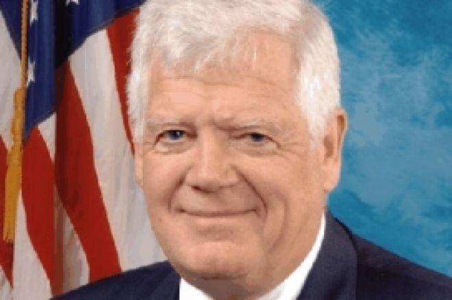 McDermott Urges Congressional Support for Online Gambling Legislation 0001