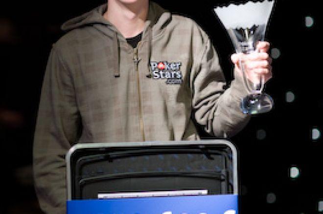 EPT Dortmund 2008 -  Michael 'Timex' McDonald, champion EPT à 18 ans 0001