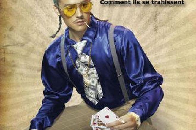 """Livre poker - """"Poker Code"""" de François Montmirel 0001"""
