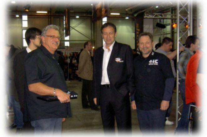 Eddy Scharf wurde Ehrenmitglied bei einem Kölner Pokerverein 0001