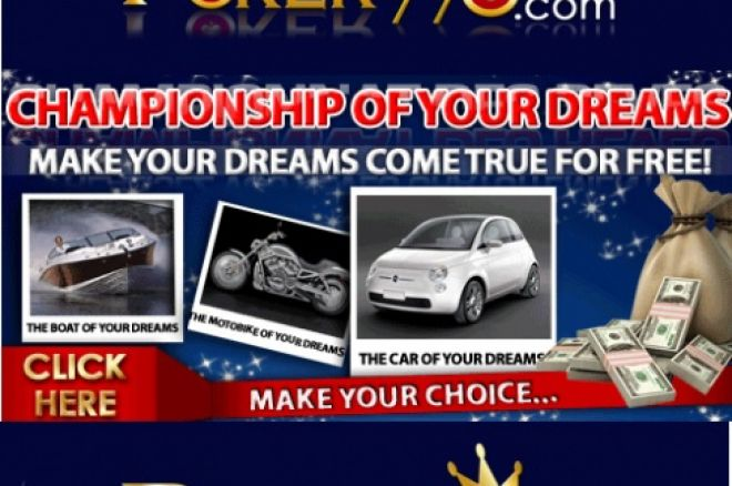 Jogue o campeonato dos Seus Sonhos – Poker770 0001