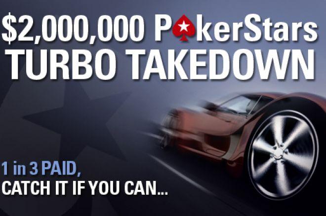 $2,000,000 Poker Stars Turbo TakeDown – 17 Fevereiro 0001
