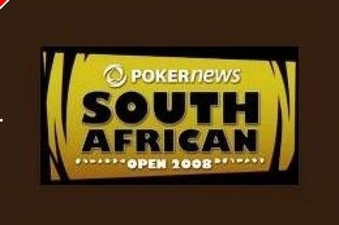 South African PokerNews Open: Bertilsson Conduce al Tavolo Finale 0001