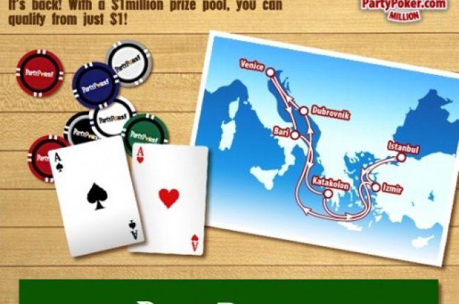 Party Poker Million VI – Você Não Vai? 0001