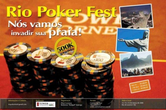 RIO POKER FEST – PT.PokerNews Cobertura Oficial 0001