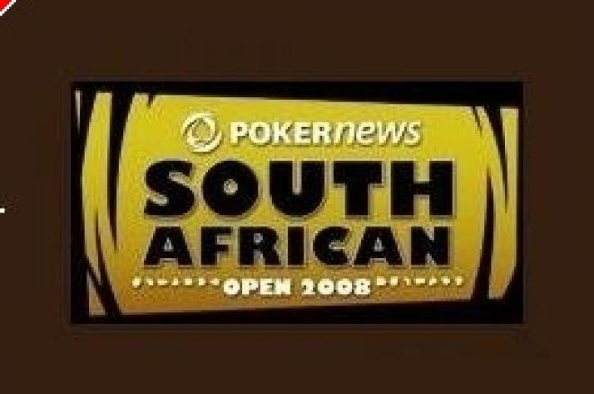 Darren Kramer vann Sydafrikas PokerNews Open 0001