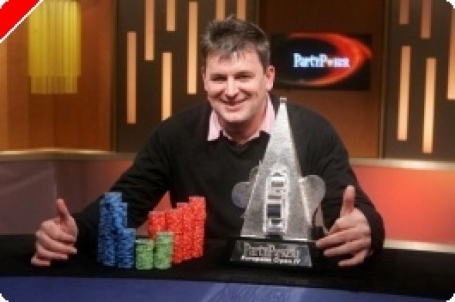 Nick Slade Печели PartyPoker European Open 0001