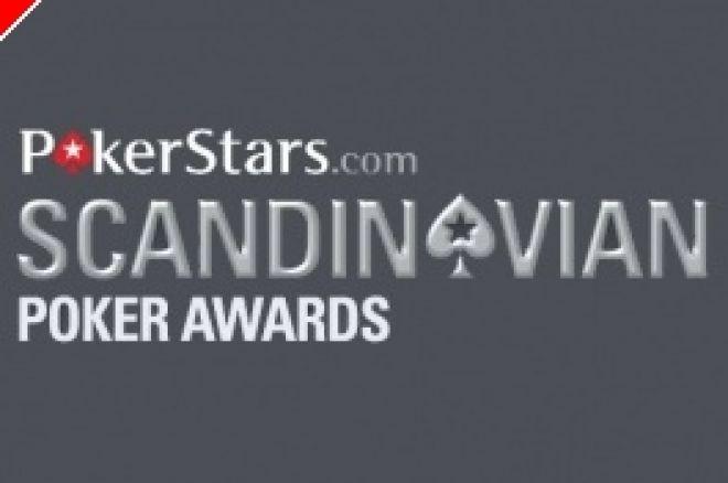 Jonas Danielsson vann pris i Scandinavian Poker Awards 0001