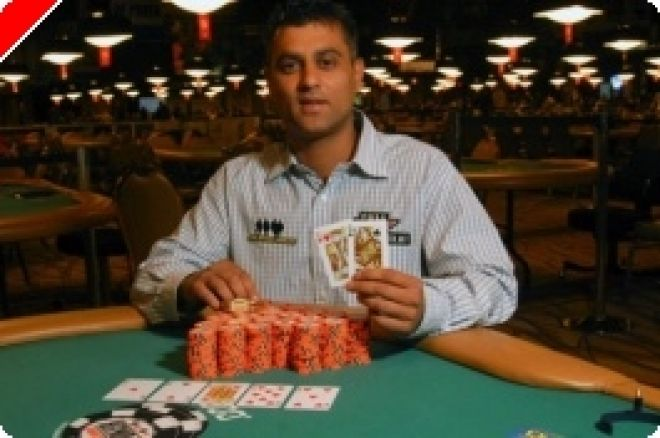 Lenda do Poker: Ram Vaswani 0001