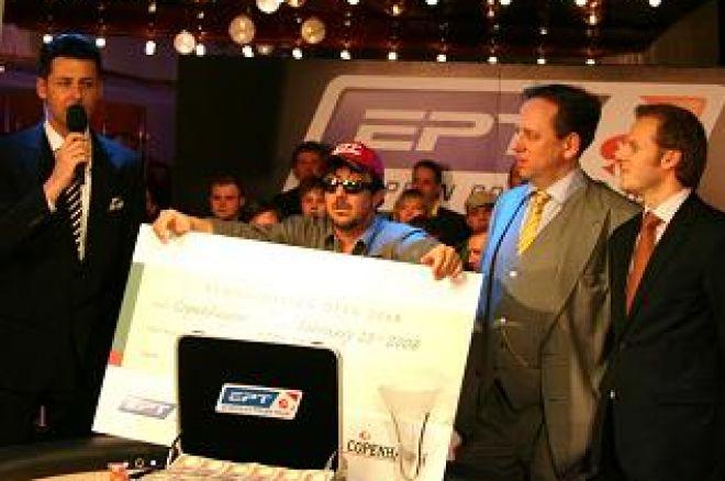 PokerStars EPT Copenhagen: Vance Bests Jensen for Title 0001
